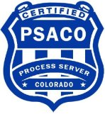 PSACO CERTIFICATION badge